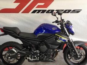 Yamaha Xj 6 N Abs 2018 Azul