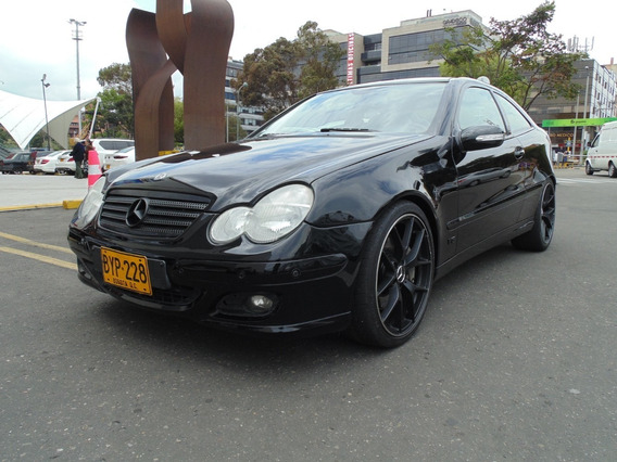 Mercedes C350 Sportcoupe Amg