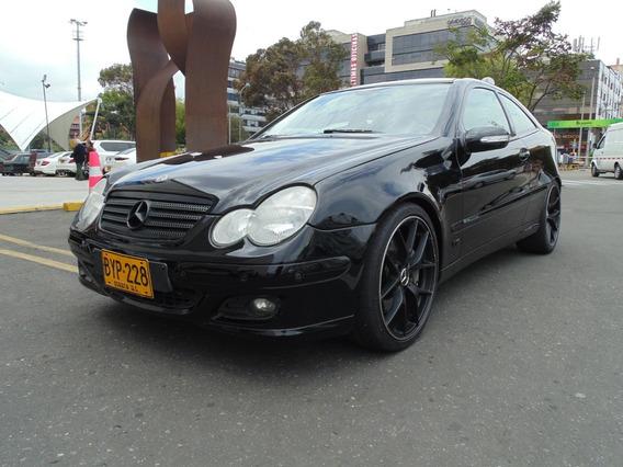 Mercedes C350 Sportcoupe Amg