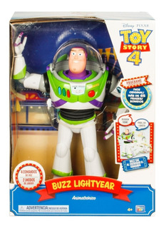 Buzz Lightyear Toy Story Se Desmaya Espectacular - Original