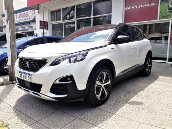 Peugeot 3008 Gt Line 2017 Hdi Automática