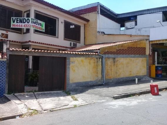 Casa Em Guadalupe, Rio De Janeiro/rj De 280m² 4 Quartos À Venda Por R$ 335.000,00 - Ca149603