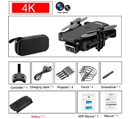 Drone Elision 4k