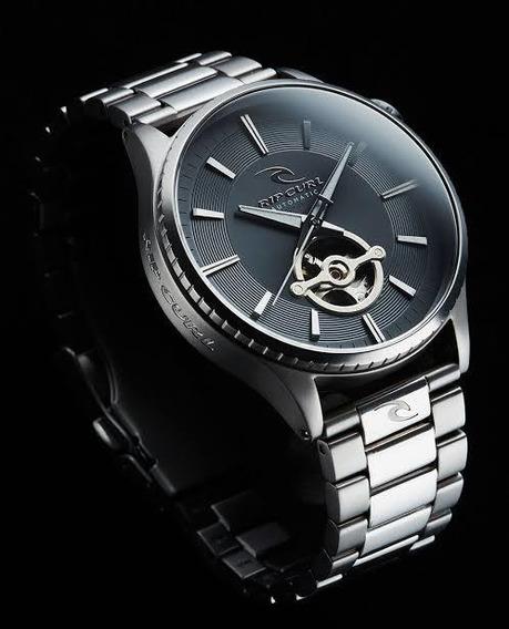 Relógio Rip Curl Automático Titânio Mick Fanning - Exclusivo