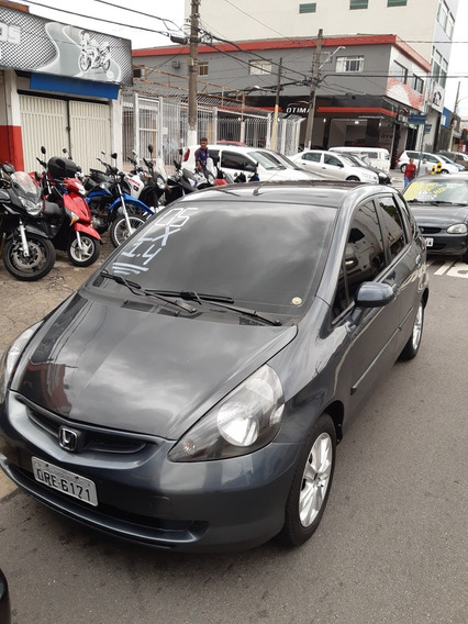Honda Fit 1.4 Lx 5p Manual 2005