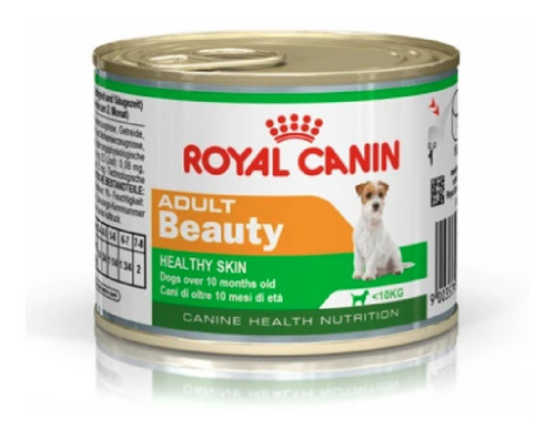 Imagen 1 de 1 de Comida Para Perros Royal Canin Mini Beauty 195gr