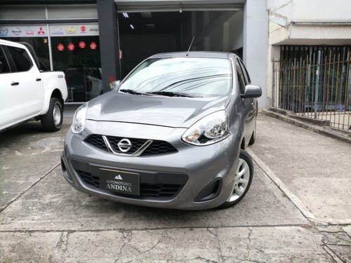 Nissan March New March 2019 1.6 Automática Fwd 27.0 159