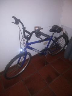 Bicicleta Lucerna Aro 26
