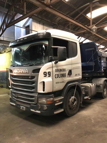 Scania G340 Manual 650k Kms