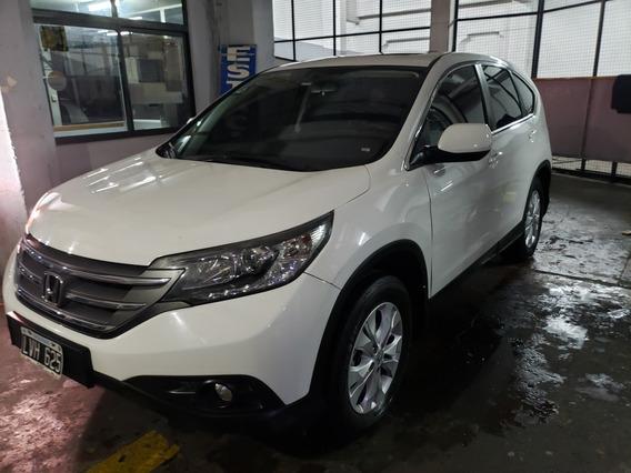 Honda Cr-v 2.4 Ex At 4wd (mexico) 2012 No Trae Cuero.