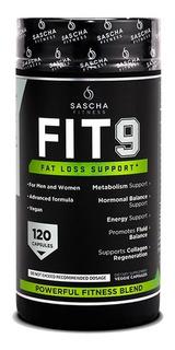Fit 9 De Sascha Fitness