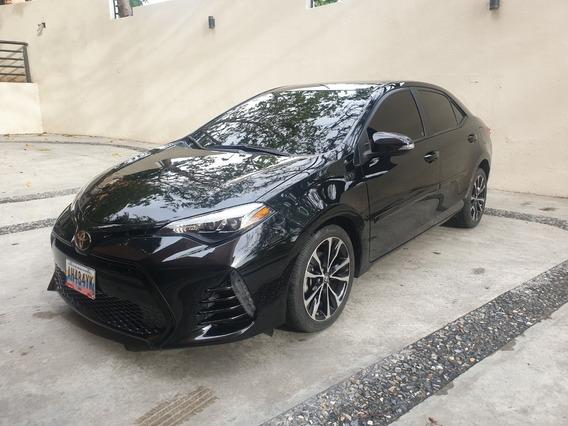 Toyota Corolla Se 2017 Importado