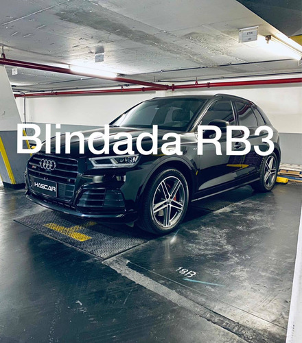 Audi Sq5 3.0 Tfsi Stronic 354cv 2018 Blindada Rb3