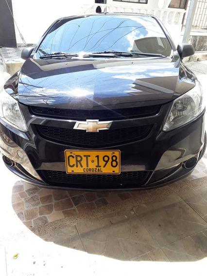 Chevrolet Sail Negro 4 Puertas