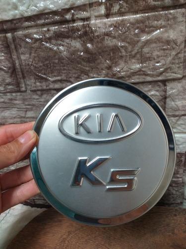 Imagen 1 de 2 de Tapa Tanque Combustible Para Kia