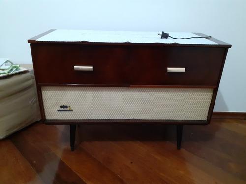 Rádio Vitrola Abc A Voz De Ouro
