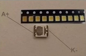 Kit 50 Led Backlight Tv Lg Innotek 3030 Smd 1w 3v 200ma