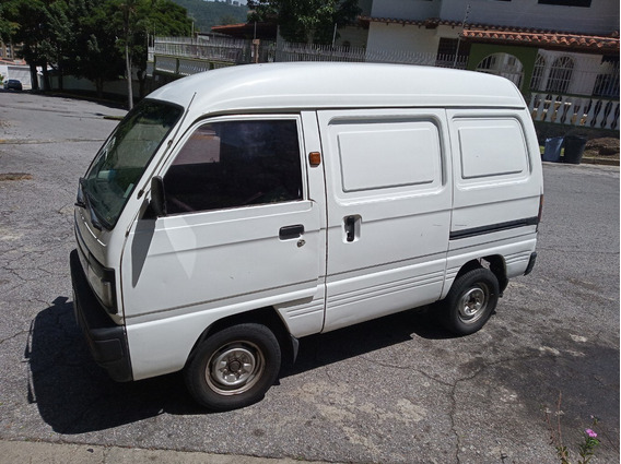 Venta De Camioneta Damas De Carga Año 2000 Colo Blanco