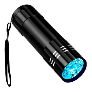 Lampara 9 Leds Ultrabrillantes Linterna Luz Fria Contra Agua