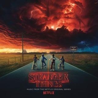 Cd Stranger Things Interpretes Varios Serie Tv