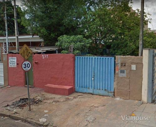 Imagem 1 de 2 de Terreno À Venda, 300 M² Por R$ 330.000 - Jardim Irajá - Ribeirão Preto/sp - Te1574