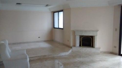 Apartamento  Residencial À Venda, Anália Franco, São Paulo. - Ap3344