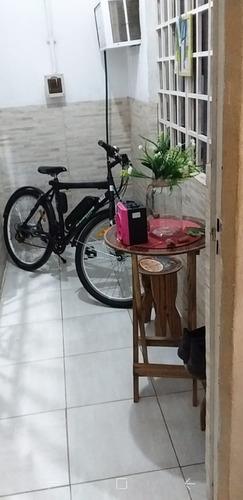 Bicicleta Elétrica Aro 26 Bateria De Trapézio Teccity