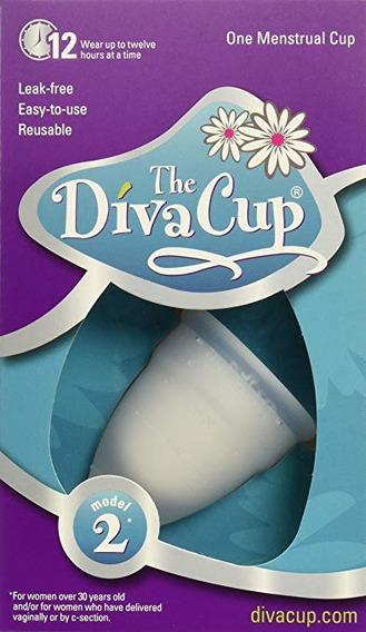 Divacup® Modelo 2 De La Copa Menstrual