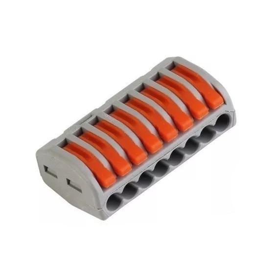 Bornera Terminal Conector Wago 8 Pin Pct-218