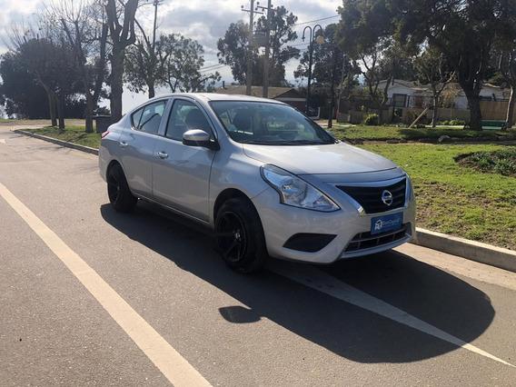 Nissan Versa Sence 1.6 2018