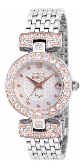 Relógio Feminino Invicta Angel - 16060 Diamonds