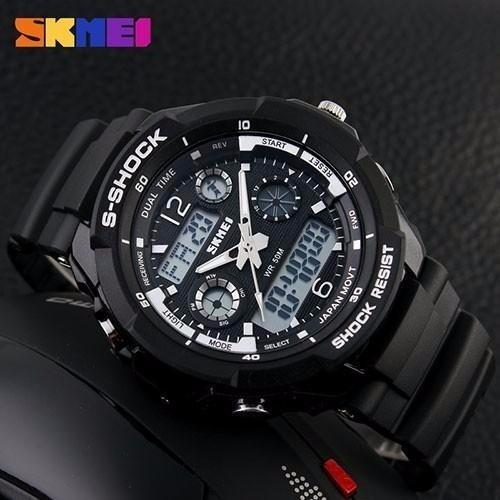 Promoção Relógio Masculino Skmei 0931 A Prova D