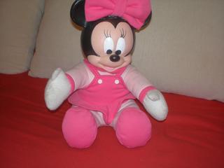 Muñeco Minnie De Disney 32 Cm De Altura Disney