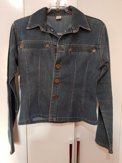 Jaqueta Jeans Tnt