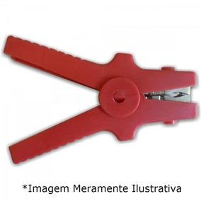 Garra Bateria Médio Gi30 Vermelho Fusibras - Pct / 5