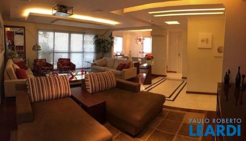 Imagem 1 de 10 de Apartamento - Higienópolis  - Sp - 572439