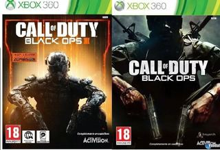 Call Of Duty Black Ops 1 Y 3 Xbox 360 Y One- Digital