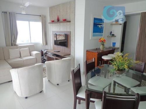 Imagem 1 de 26 de Apartamento À Venda, Praia Da Enseada - Guarujá - Ap1097
