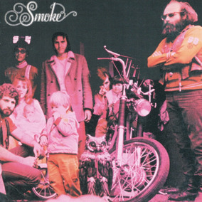 Cd Smoke-carry On Your Idea* Hard Psychodelic 70