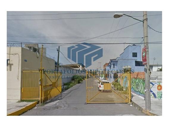 Oportunidad, Nave Industrial En Santa Ana Poniente, Tlahuac