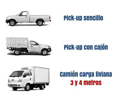 Transporte Mudanza Fletes Carga Liviana Curridabat San Pedro