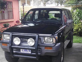 Toyota 4 Runner 90 4x4 Manual Gasolina Aldía. Cambio X Carro