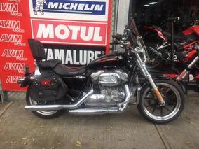 Harley Davidson 883 Superlow