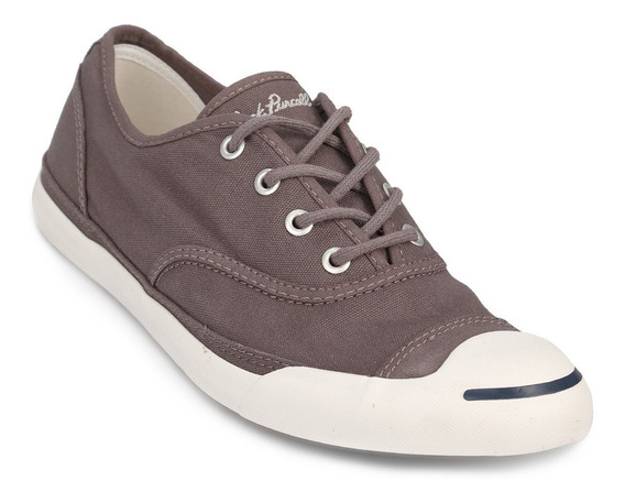 Zapatillas Converse All Star Jack Purcell Ox Gris