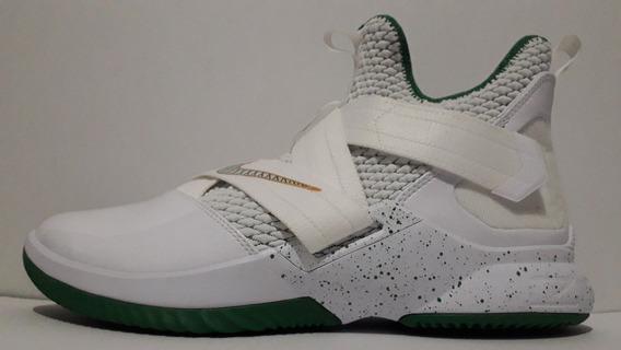 Tenis De Basquetbol Nike Lebron Soldier Xii Svsm Originales