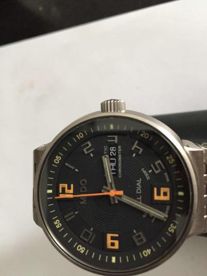 Relógio Mido All Dial Titanium Automático