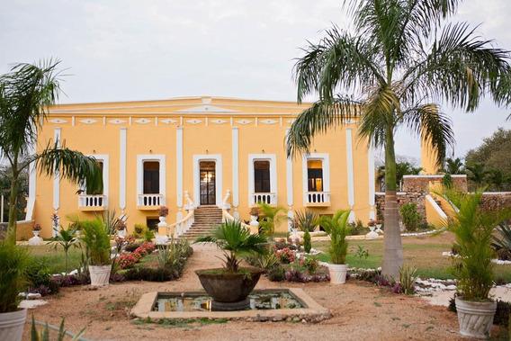 Hacienda San Antonio Xnuc, Tekax.
