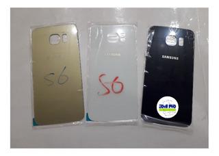 Tapa Trasera Samsung S6 ¡somos Tienda En Valencia!