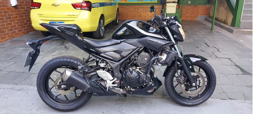 Moto Yamaha  Mt 03 (321cc) Estado De 0km