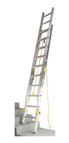 Escalera Extensión 24 Pel Equalizer Aluminio I I 7.3m Werner